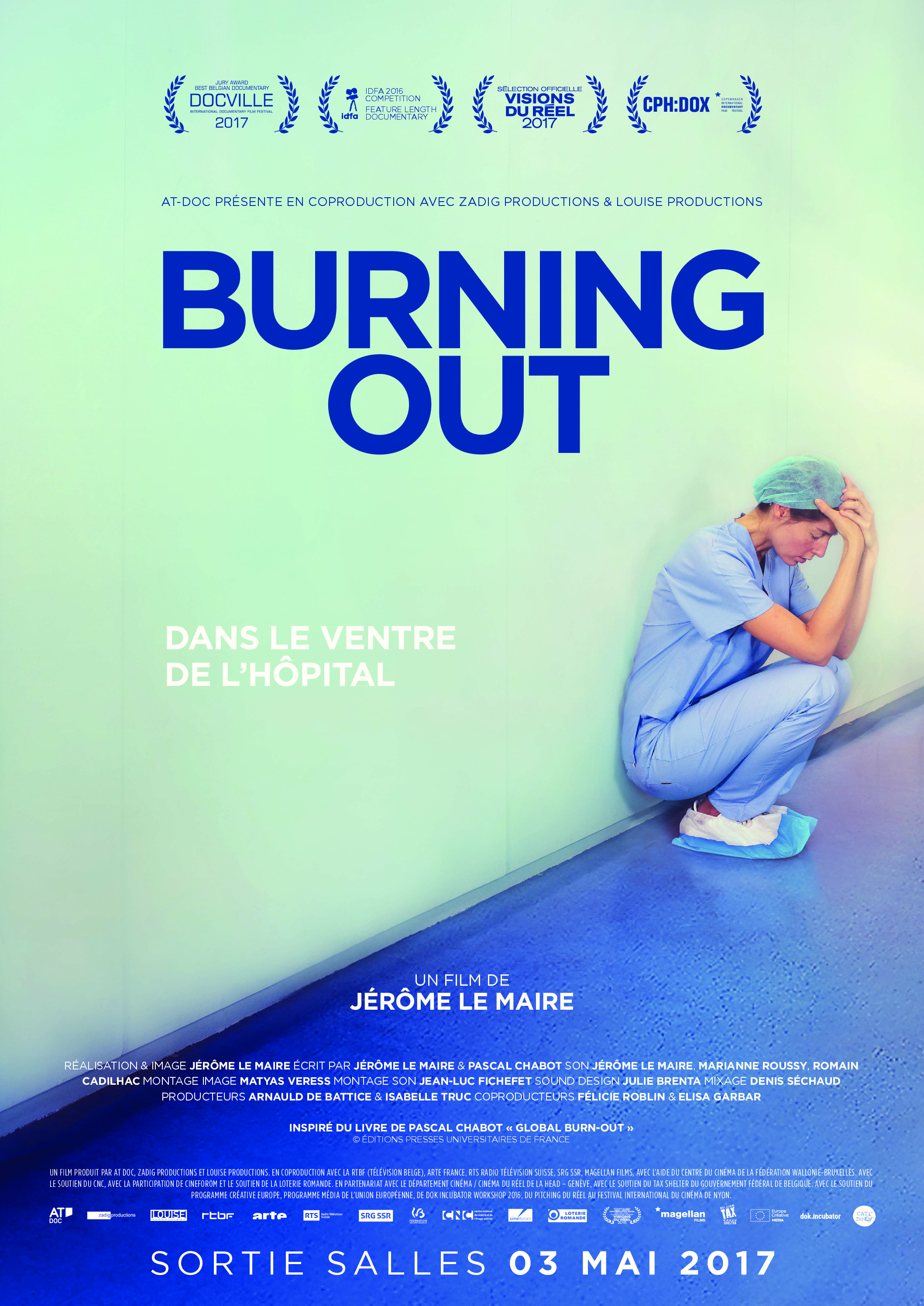 Film 'Burning out'