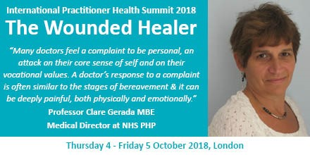 Best Practices NHS Seminar Oct 4&5th 2018 London